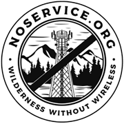 NoService.org: Wilderness Without Wireless